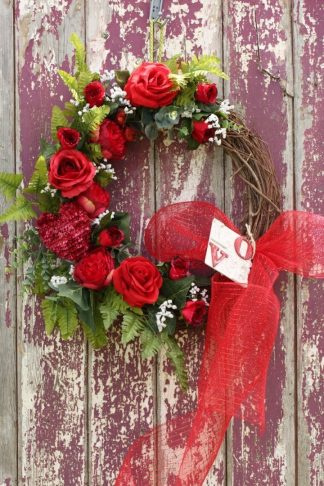 Valentine Deco Rose