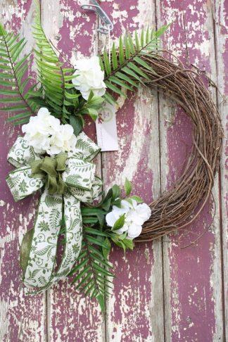 Sword Fern Wreath