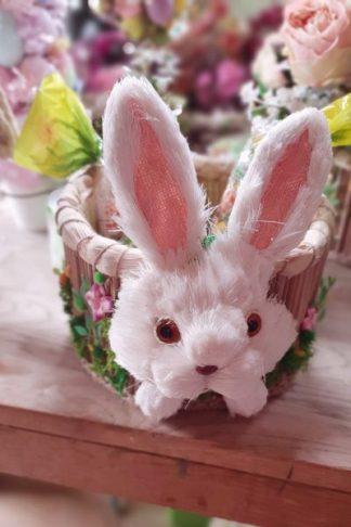 Rabbit faced basket